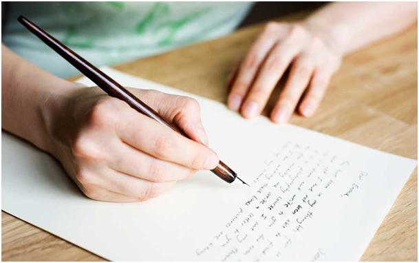 Mektup Yazmak
