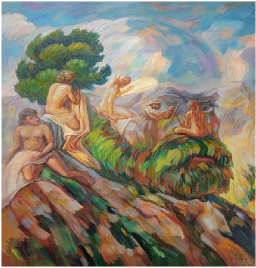 Paul Cezanne - Aşk Mektubu