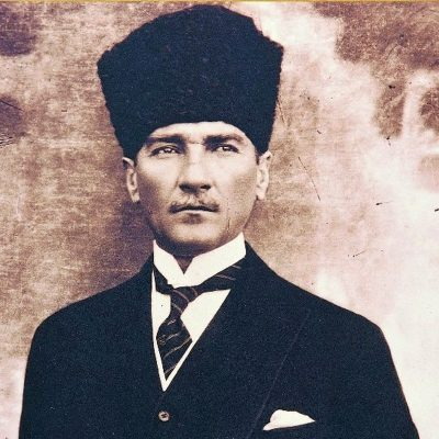 Mustafa Kemal Atatürk'e mektup