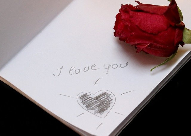 love letters - valentine letters