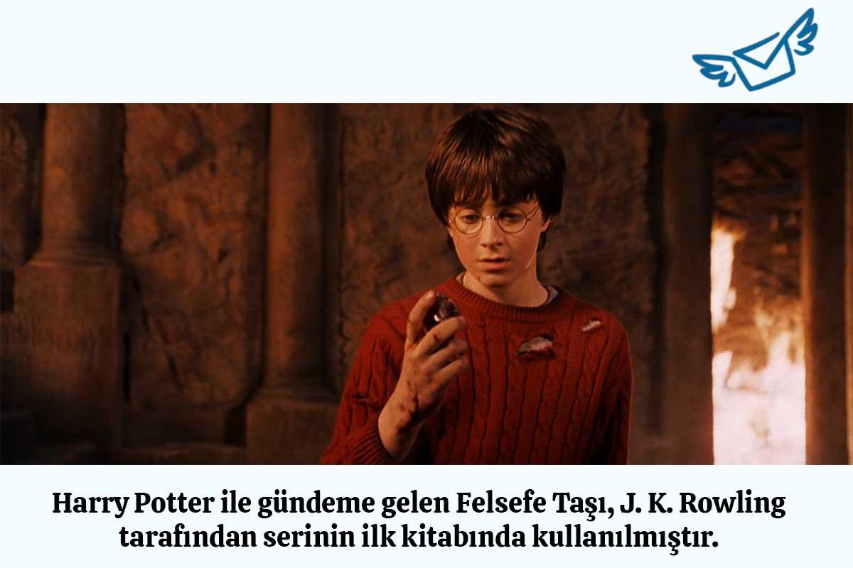 Harry Potter Felsefe Taşı
