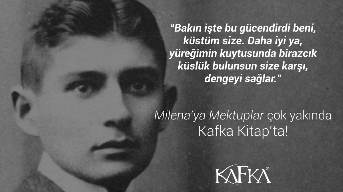 Milena'ya Mektuplar: Franz Kafka