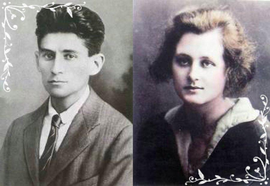 Milena'ya Mektuplar: Franz Kafka ve Milena Jesenska
